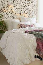 Shop Unique Quilts & Bedding Coverlets | Anthropologie & Organic Rosette Quilt Adamdwight.com