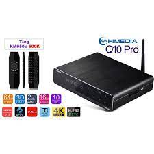 Android Himedia Q10 Pro-2020 Android & Nougat - Giải mã ÂM THANH - PHIM CAO  CẤP