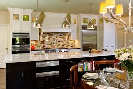 excellent modern kitchen decoration ideas featuring beautiful ceiling recessed light and awesome light placement with