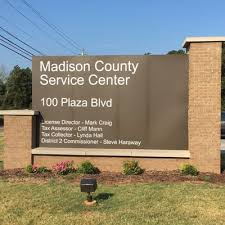 This card is issued with more secure standards in every state. Madison County Tag And Title Center 100 Plaza Blvd Madison Al Department Of Motor Vehicles Mapquest