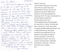 Testimonials From Patients Treating Vitreous Eye Floaters