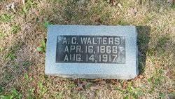 Asa Columbus Walters (1866-1917) - Find A Grave Memorial