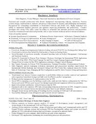 Resume For Analyst Job Bunch Ideas Of Sales Analyst Job Description Sample About Telecom 49