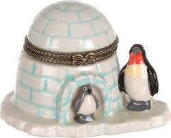 """<b>Шкатулка Lefard</b> """"Пингвин"""", 194-104, разноцветный — купить в ..."""