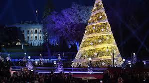 2017 National Tree Lighting National Christmas Tree Lighting Time Channel Tonight
