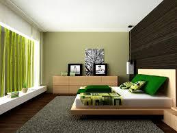 Creativity Modern Bedroom Wall Designs Low Bed On Large Rug Over Dark Wood Impressive Ideas