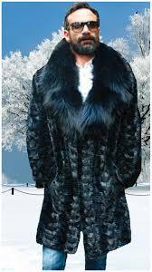 men s fur storage