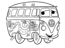 Lightning Mcqueen And Doc Hudson Race Coloring Page At Disney Cars ...