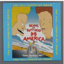 Videodisc:Beavis and <b>Butt</b>-<b>Head</b> Do America - Pioneer Video, Inc ...