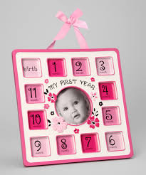 12 month baby frames and kids