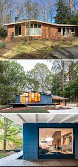 This Mid Century Modern House In North Carolina Received A Fresh