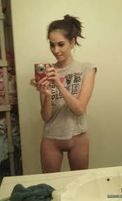 Naked Girl Selfie Gallery