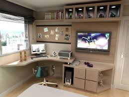 combination computer desk entertainment center