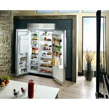 kitchenaid refrigerator reviews built in refrigerator in w cu ft built in side by side refrigerator kitchenaid refrigerator reviews