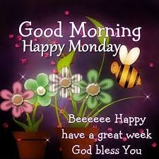 Good Morning Happy Monday Quotes Best of Good Morning Happy Monday Pictures Photos And Images For Facebook