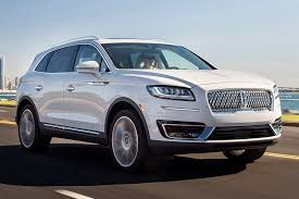 2019 Lincoln Nautilus Color Chart 2018 Lincoln Mkx Vs 2019 Lincoln Nautilus Whats The