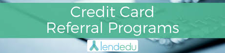 We will contact the healthcare provider you suggest to discuss the benefits of offering carecredit healthcare financing to patients. Credit Card Referral Program Guide Lendedu