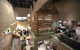 things to see at the new smithsonian museum of african american nmaahc washington d c
