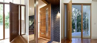 The best pivot doors, period.