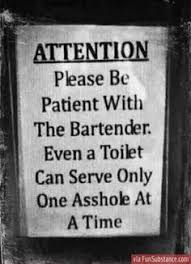 Bartender Quotes on Pinterest | Bartender Funny, Server Life and ... via Relatably.com