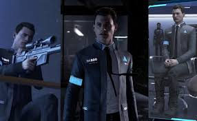connor from detroit bee human