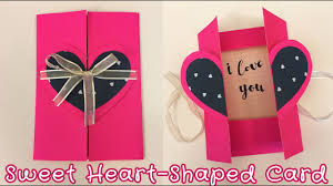 easy pop up card for boyfriend girlfriend sunny diy