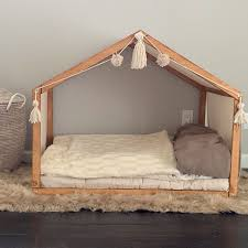 dog house bed dog bed