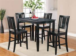 Kitchen Table Round Small Tall Carpet Flooring Chairs Granite Drop