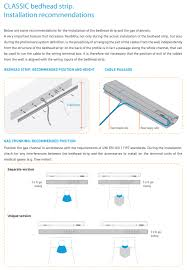bedhead strip and gas trunking for hospital rooms bticino più informazioni