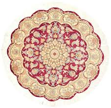round persian rugs red 3 3 x 3 3 round rug rugs persian rugs melbourne