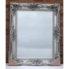 30 x 40 mirror. Ornate Silver 30\ 30 X 40 Mirror