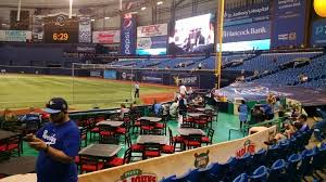 Tampa Bay Rays Seating Guide Tropicana Field Rateyourseats