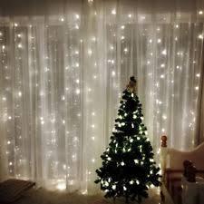 fairy lights ebay uk. 300 led wall wedding hanging curtain window string fairy lights white - 3m×3m uk ebay uk