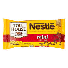 toll house mini morsels 11 oz walmart