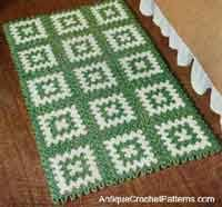Free Crochet Rug Patterns Magnificent Over 48 Free Crochet Rug Patterns And Tutorials At AllCraftsnet