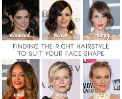Find My Hairstyle what kind of hairstyle should i get for my face shape hairstyles 7827 by stevesalt.us