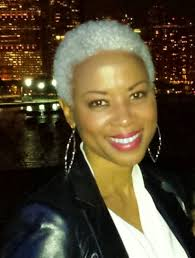 Short Grey Hair Style janice is naturally glam and gray curly nikki natural hair 5681 by wearticles.com