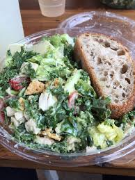 photo of sweetgreen los angeles ca united states kale caesar with avocado