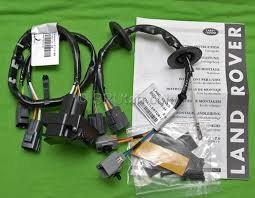 land rover lr3 tow hitch trailer wiring wire harness electric land rover lr4 trailer wiring harness land rover lr3 genuine trailer wiring harness