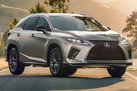 2013 Lexus Rx 350 Color Chart 2019 Vs 2020 Lexus Rx Whats The Difference Autotrader