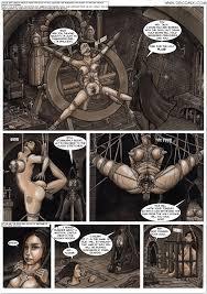 The Vampire Huntress Volume 1 from Dbcomix cartoon porn.