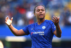Chelsea Women's Drew Spence signs contract extension to 2022 ...