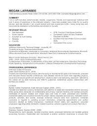Caregiver Resume Template Adorable Caregiver Resume Template Child Caregiver Resume Caregiver Resume