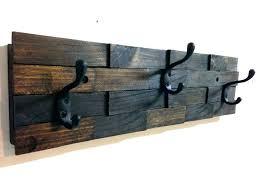 modern wall coat rack rustic coat hooks wall mount coat hooks modern wall mounted coat rack