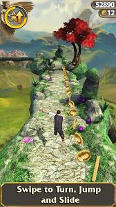 Temple Run Action Game