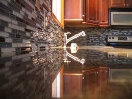 Kitchen Backsplash Glass Tile Glass Tile Kitchen Backsplash In Fort Collins