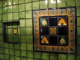 Mexican Tile Kitchen How To Design Kitchens And Bathrooms Using Mexican Talavera Tile