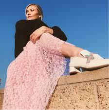 夏の涼しげロングカートのきれいめおしゃれコーデ Miss Classy