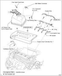 Toyota Highlander Service Manual: Fuel injector ASSY (2AZ-FE ...