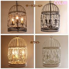 look at this luxurious cute little bird cage 3 light chandelier bird cage design also suitable for natural atmosphere room